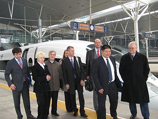 Leonid Mihhailov, Edgar Savisaar, Janus Mutli, Rene Varek, Tallinn, tramm, Lasnamäe